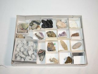 Assorted Mineral Samples
