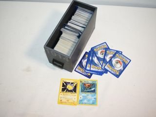 Over 600 Pokemon Cards