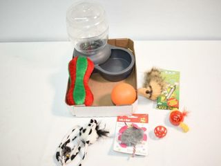 Assorted Pet Items