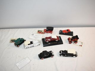 Collector Die Cast Cars  8