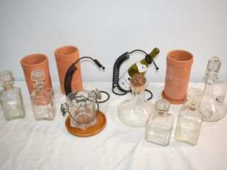 Wine Chillers   Decanters etc