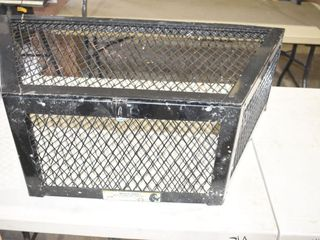 Trailer Spare Tire Carrier  19  x 12  x 38