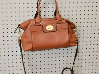 Authentic leather Kate Spade Hand Bag