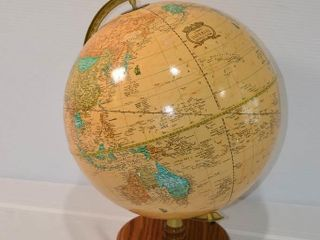 Crams Imperial World Globe  17  Tall