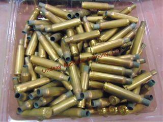 Box of 50  rifle brass