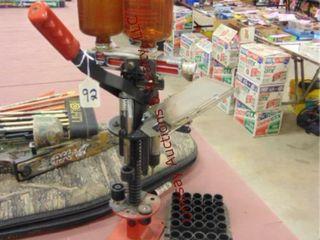 MEC 600 JR Mark V shotgun reload press