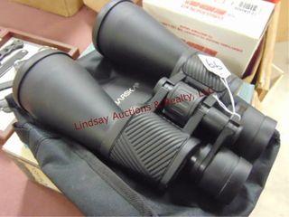 NIB Barksa 10 30 x 60 zoom binoculars