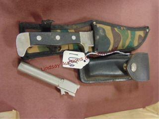 Buck knife mod 110  Japan knfie  40 S W brl