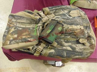 Remington backpack  ammo carrier