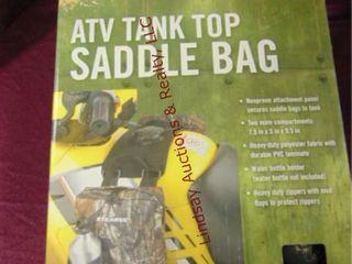 NIB ATV saddle tank bags