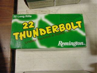 Brick 500rd Remington Thunderbolt 22lR