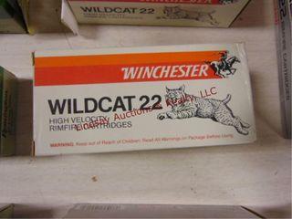 1 Brick 500rd 22lR WInchester Wildcat 22