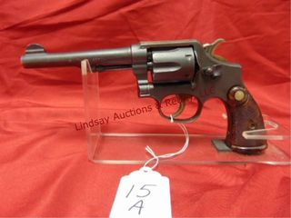 Smith   Wesson  5  brl  pat  1914