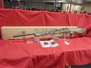 NIB  Savage  21  target brl  2 mags  accu trigger