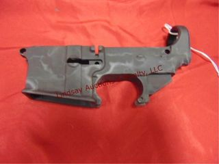 AR lower receiver  blem