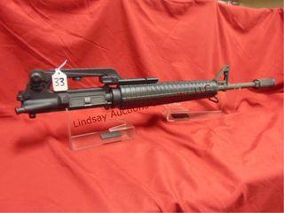 AR upper H bar 5 56cal w  flash 30  overall length
