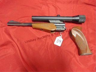 Thompson Center Arms 10  brl  22lR w