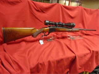 Ruger  w  leupold 3x9 scope