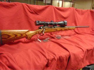 Remington  sporterized  w  Tasko 3 9x40 scope