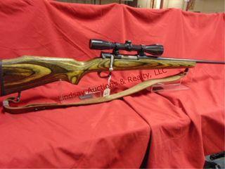 Mauser  w  Bushnell Sportview 6x40 scope