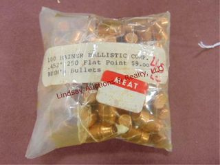 100  45 lC bullets