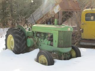 Timed online Estate Farm Auction
