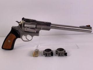 Ruger Super Redhawk Revolver  44 Mag
