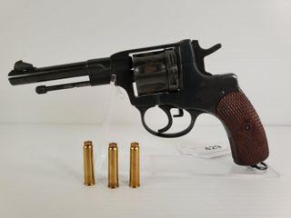 Russian Nagant M1895 7 62x38mm Revolver