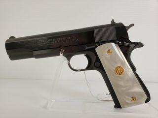 Colt MKIV Series 70  45 Auto Pistol