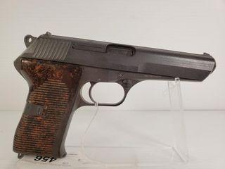 Ceska Zbrojovka  Tokarev  CZ  52 Pistol