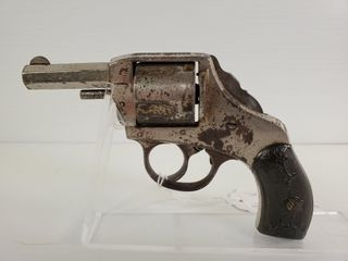 H R The American Double Action  32 Caliber