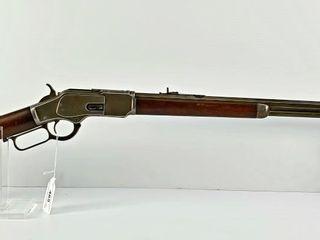 Winchester Model 1873 King s Improvement Rifle