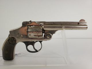 Smith   Wesson  lemon Squeezer  4th Model