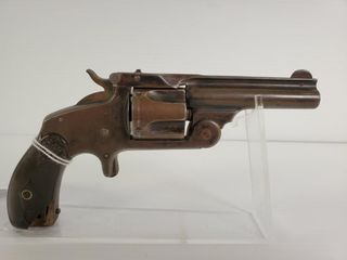 Smith   Wesson 2nd Model Revolver