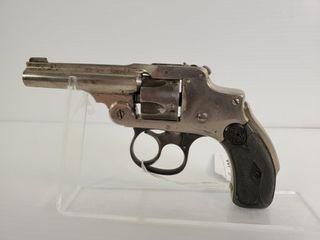 Smith   Wesson 1st Model Revolver