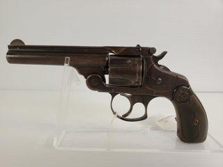 Smith   Wesson 3rd Model Revolver