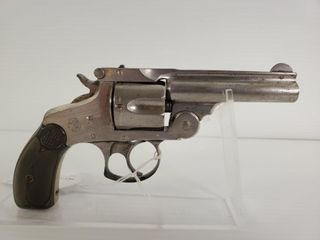 Smith   Wesson 4th Model Double Action