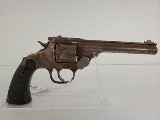 National Co  Break Top Revolver 38 S W