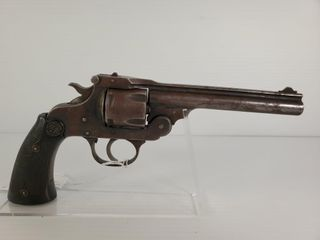 U S  Revolver  Secret Service Special   38 S W