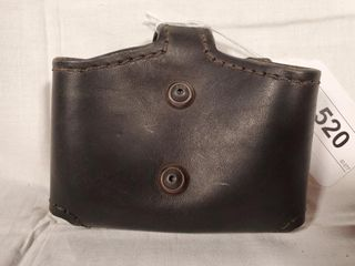 looper leather Holster