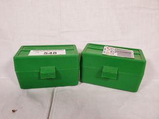 2   Case Gard Series 50 Plastic Case
