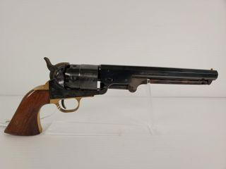 F  llI Pietta 1851 Confederate Navy Revolver