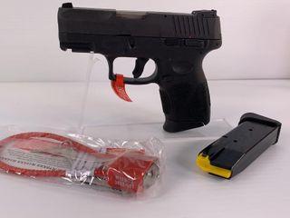 Taurus G2C 9mm Pistol NIB