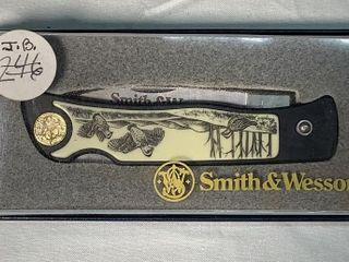 Smith   Wesson Pocket Knife