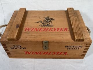 Winchester Shotgun Box
