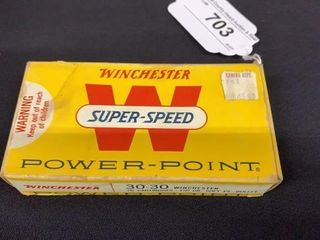 Western Super X Power Point 30 30 Boxes