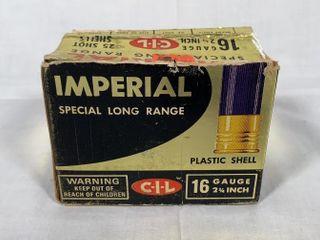 Imperial 16ga Special long Range Shells