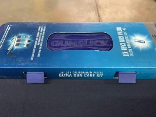 Gunslick  38 357 Caliber Ultra Gun Care Kit