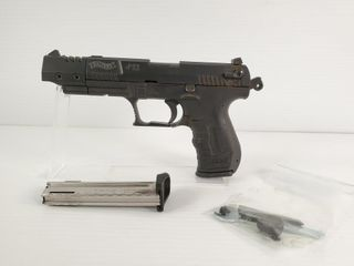 Walther P22 Target Pistol NIB