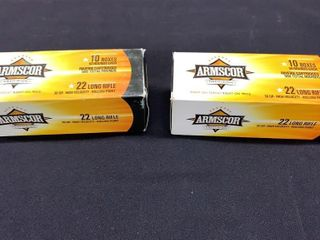 2   Armscor  22lR Bricks